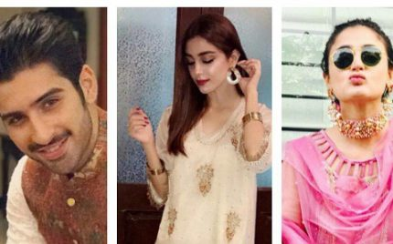 Celebrity Look Book: Eid Day 2!