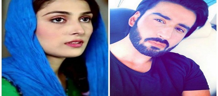 Agha Ali All Praises For Ayeza Khan