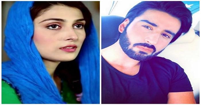 Agha Ali All Praises For Ayeza Khan