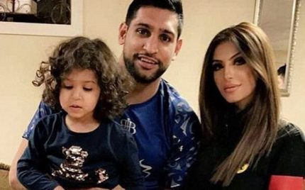 Amir Khan Files For Divorce From Faryal Makhdoom!