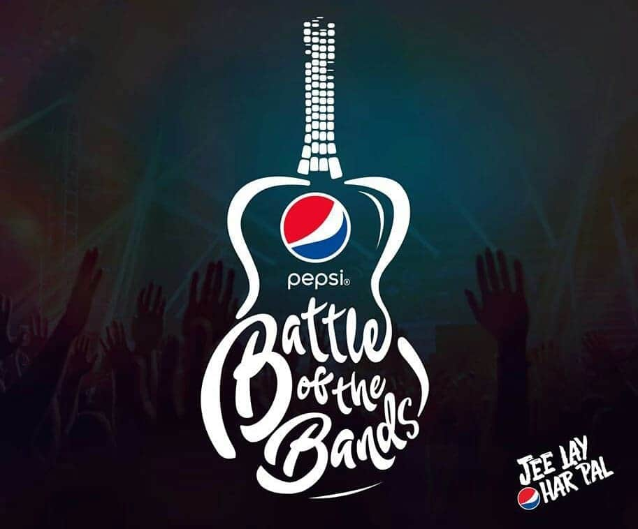 Audition for Pepsi Battle of the Bands are Open Now 1