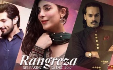 "Listen To A Beautiful New Song ""Bulleya"" By Rangreza"