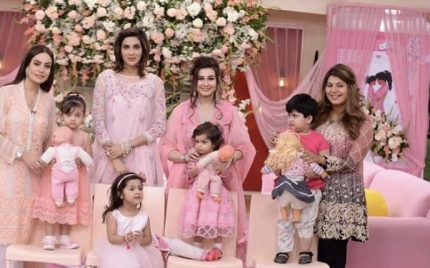 Sugar And Spice And Everything Nice At Good Morning Pakistan
