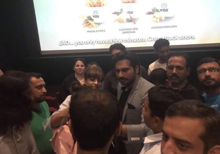 Humayun Saeed Surprises Fans In Dubai