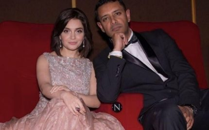 Armeena Khan Angry At Those Who Criticised Her Fiancé