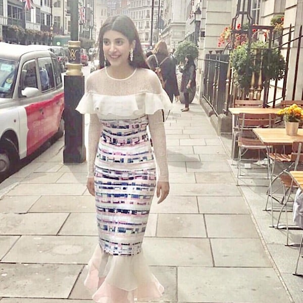 Urwa Hocane's Pictures From London Trip
