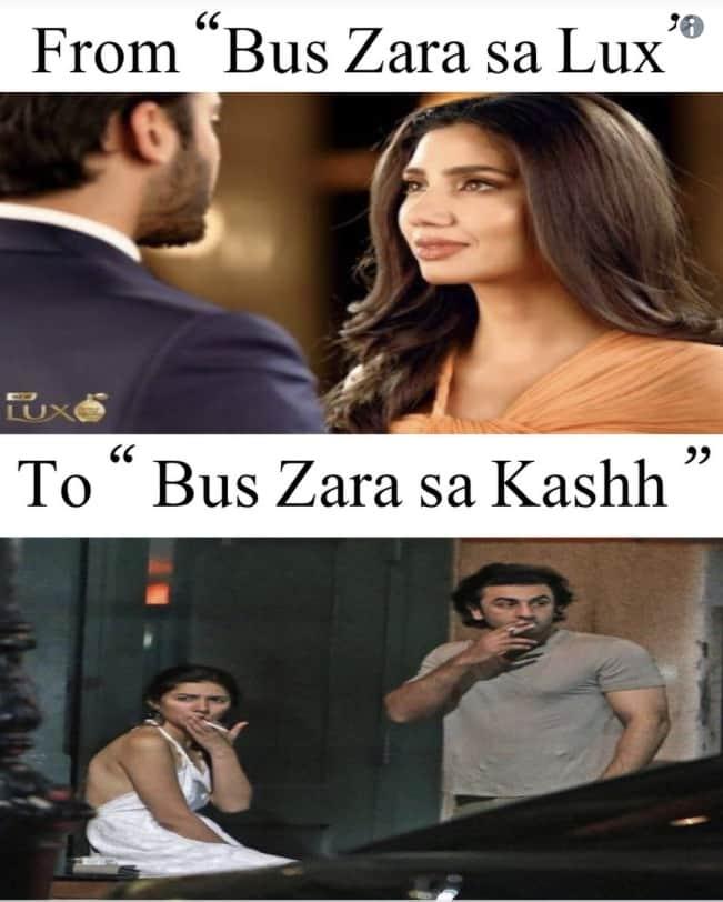 Ranbir And Smoking ; The Lighter Side Of Life With Mahira Khan