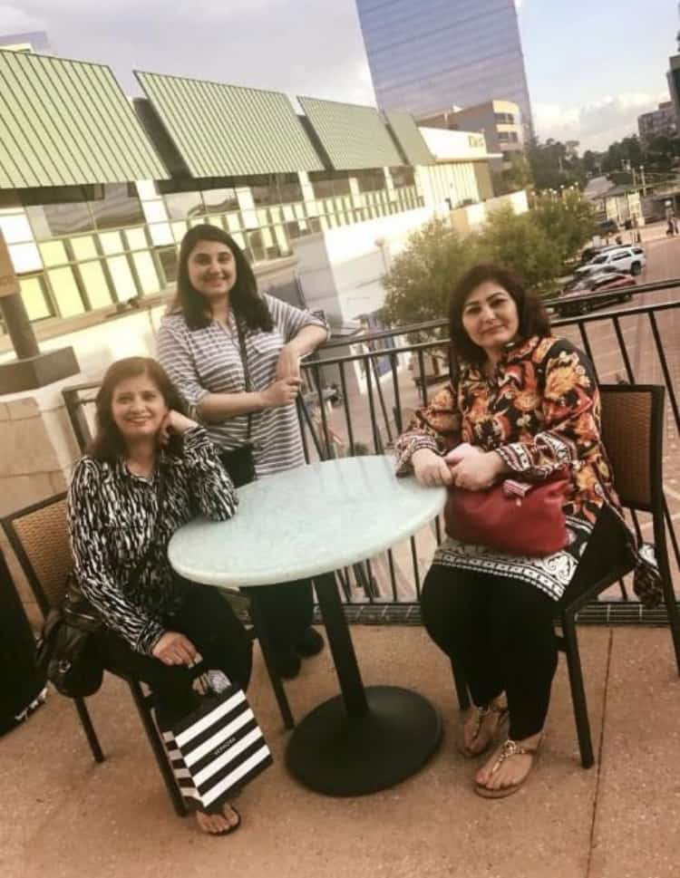 Javeria Saud Enjoying Herself In Texas