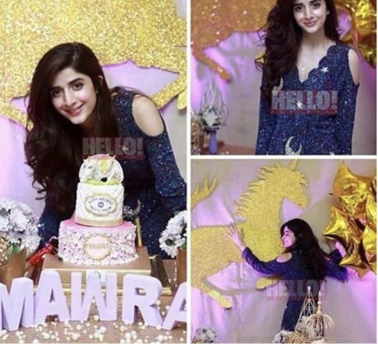 Mawra Hocane's Magical Birthday Party