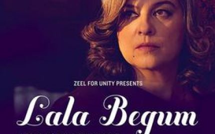 Lala Begum Bags Award For Best Screenplay!