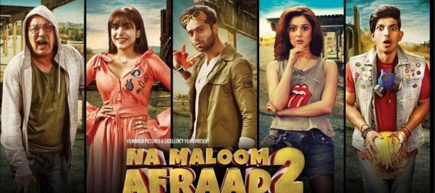 Na Maloom Afraad 2 – Film Review