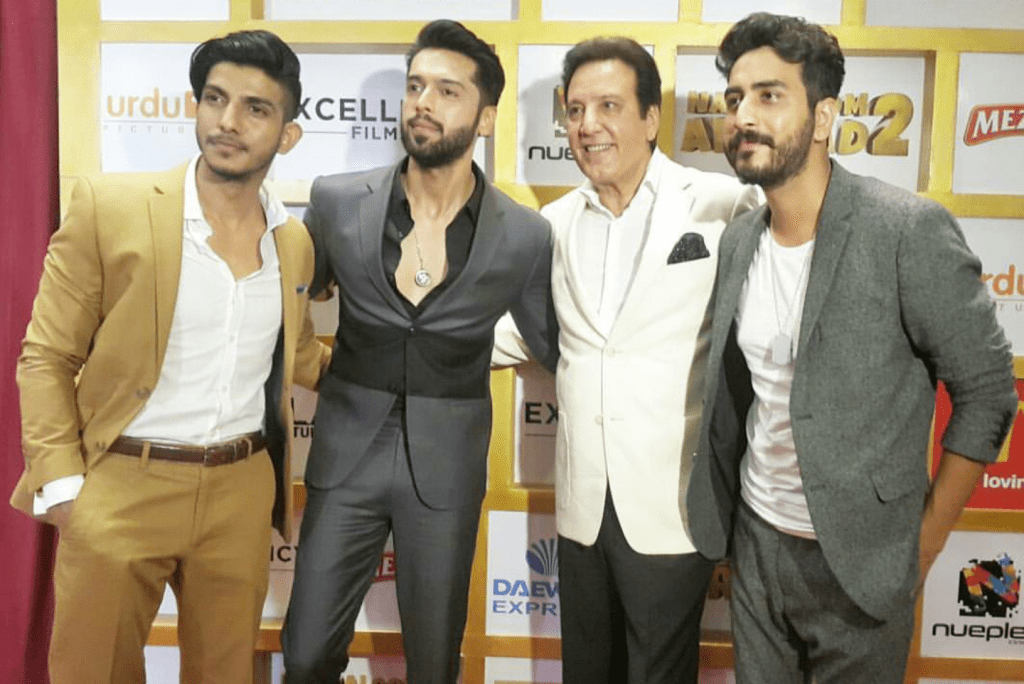 Stars Attend Premiere Of Na Maloom Afraad 2! | Reviewit pk