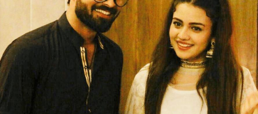 Zara Abbas And Asad Siddiqui Got Engaged!