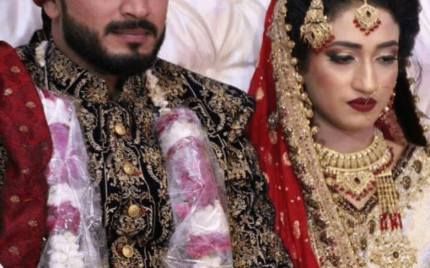 Rumman Raees Wedding Pictures!