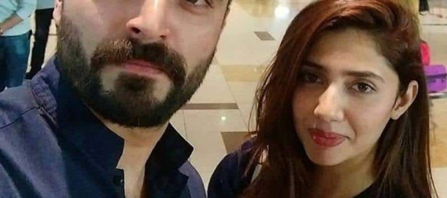 Hamza Ali Abbasi's Views On Mahira Khan Controversy!