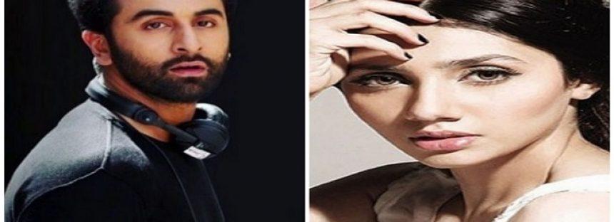 Mahira Khan And Ranbir Kapoor's Shocking Pictures