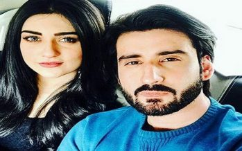 Agha Ali Talks About His Relationship With Sarah Khan