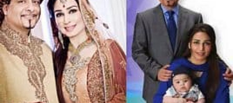 Reema Khan's Pictures with her Family !