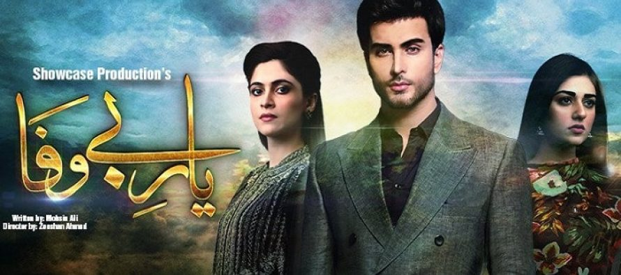 Yaar e Bewafa Episode 13 & 14 Review – Needs To Pick Up The Pace!