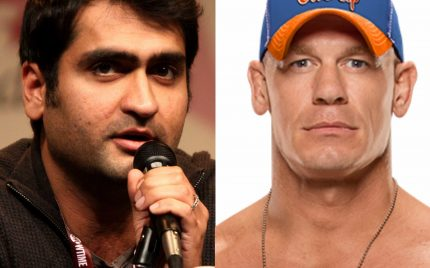"""Pakistani-American actor Kumail Nanjiani to Star with """"You Can't See Me"""""""
