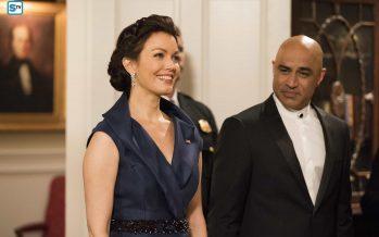 Faran Tahir Appears in Scandal's Final Season