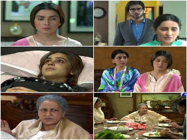 Mohabbat Tumse Nafrat Hei Episode 27 Review - The Secret Is Out!