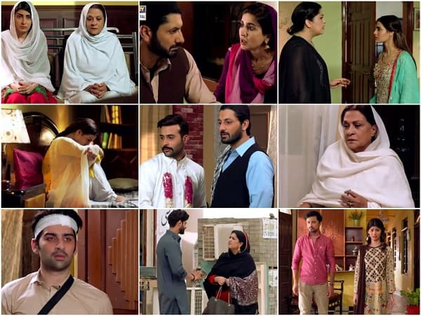 Ghairat Episode 13 & 14 Review - Back On Track!