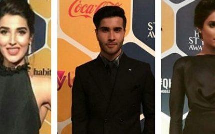 Hum Style Awards-Best Dressed Celebrities!