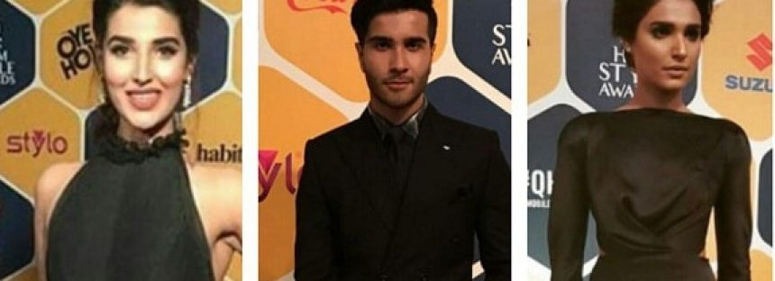 Hum Style Awards-Best Dressed Celebrities!