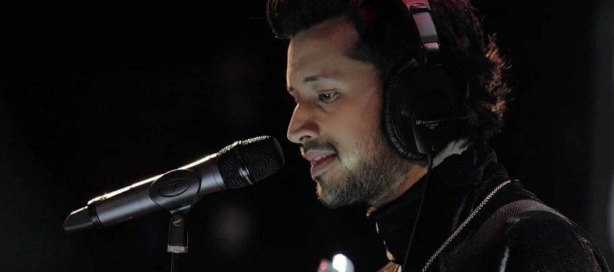 Atif Aslam Sings For Irrfan Khan Starrer
