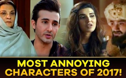 Most Annoying Characters of 2017!