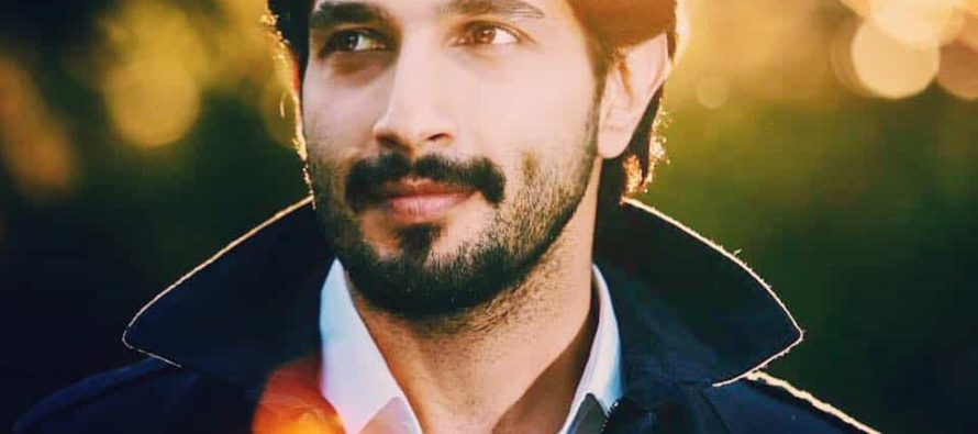 """I learnt the guitar for a good five months"" Bilal Ashraf on ""Rangreza"""