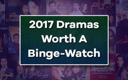 2017 Dramas Worth A Binge-Watch
