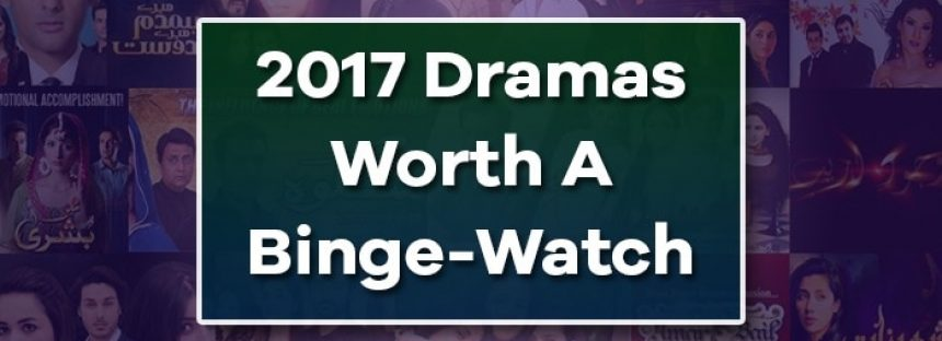 2017 Dramas Worth A Binge-Watch