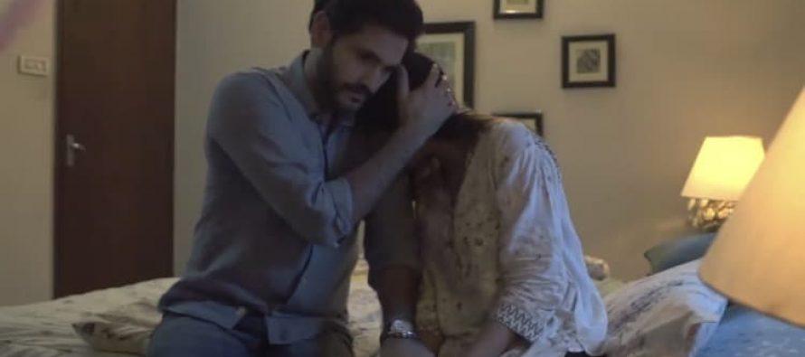 Fahad Mirza & Mansha Pasha Raise Awareness For Postpartum Depression