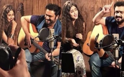 The Magical OST Of O Rangreza By Sajal Aly And Sahir Ali Bagga