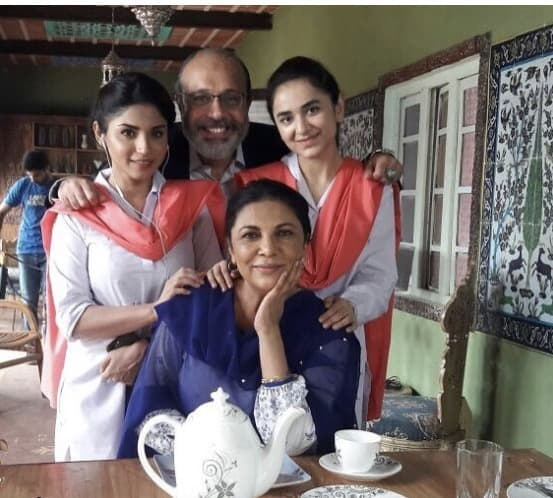 Watch The Teasers Of Yumna Zaidi's New Play