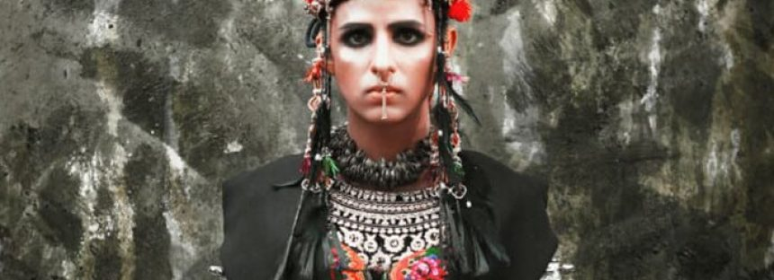 Pakistan's First Trans Model Kami Sid to Make Acting Debut