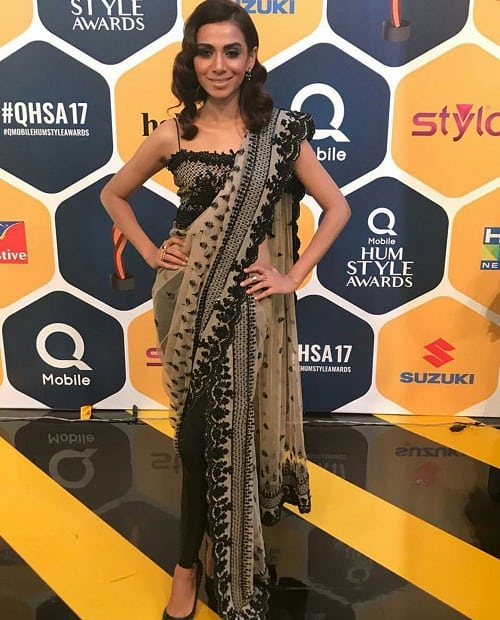 Celebrities At Hum Style Awards!