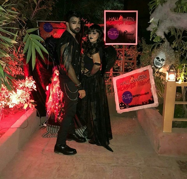Celebrities Celebrated Halloween!