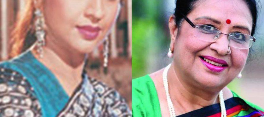 Veteran Actress Shabnam Comes Back to T.V Screens