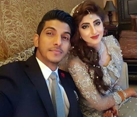 Mohsin Abbas Haider Blessed With A Baby Girl!