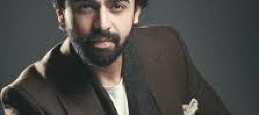 Farhan Saeed To Star In A Film!