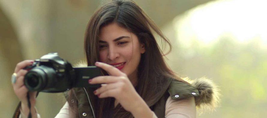 """I wouldn't ever do an item song"" Naimal Khawar the Verna Actress"