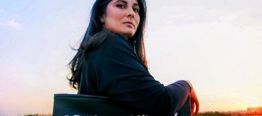 """Some of the words I used in anger have disappointed people"" Sharmeen Obaid"