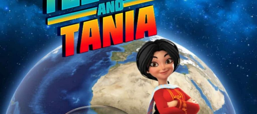 Teetoo And Tania Are Coming To Save The World