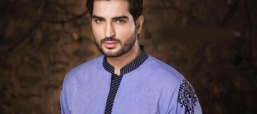'JPNA 2' Signs Supermodel Omer Shahzad