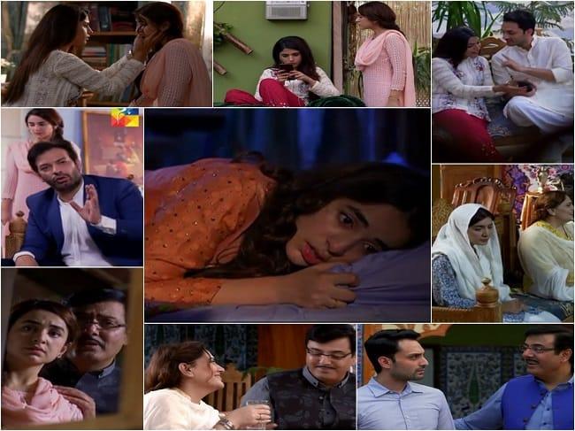 Dar Si Jati Hei Sila Episode 3 Review - Exceptional Performances