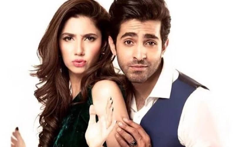 Ayesha Omer And Hina Dilpazeer Join ''Saat Din Mohabbat In''