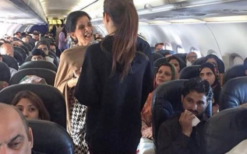 Team 'Verna' Surprises Passengers On A Flight From Karachi To Lahore